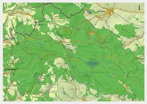 Park Narodowy Gor Stolowych